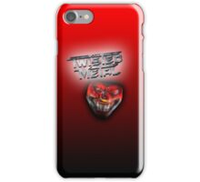 Metal Twisted iPhone Case/Skin