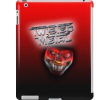 Metal Twisted iPad Case/Skin