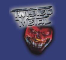 Metal Twisted by Nozixa
