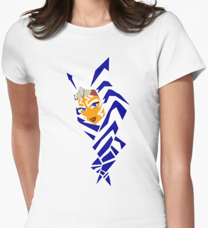 Beautiful Ahsoka Womens Fitted T-Shirt