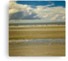 Dreamy beach HHI South Carolina  Canvas Print