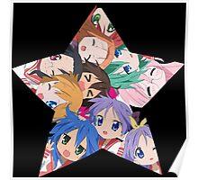 Anime Manga Shirt Poster