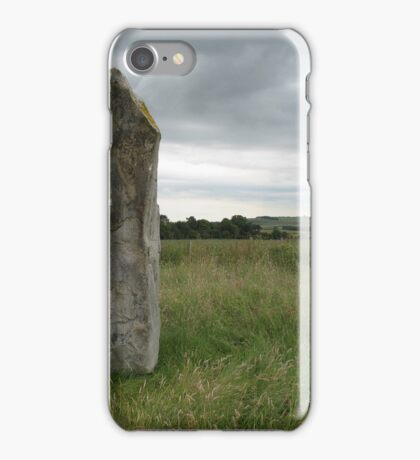 Avebury, Wiltshire iPhone Case/Skin