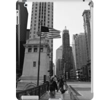 Chicago Stroll - Chicago USA iPad Case/Skin