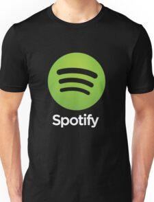 spoofy s.p.o.t.i.f.y spotify premium Unisex T-Shirt