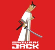 Samurai Jack by Chris Johnson