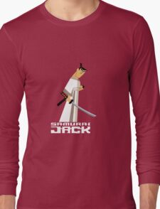 Samurai Jack Long Sleeve T-Shirt