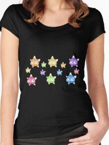 Minior Rainbow Women's Fitted Scoop T-Shirt