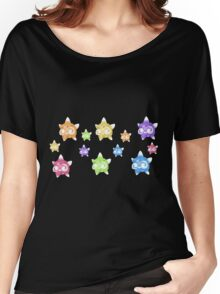 Minior Rainbow Women's Relaxed Fit T-Shirt