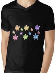Minior Rainbow Mens V-Neck T-Shirt