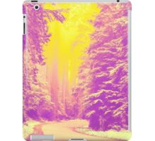 Road to Sun iPad Case/Skin
