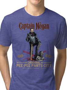 Negan Rum Tri-blend T-Shirt
