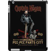 Negan Rum iPad Case/Skin