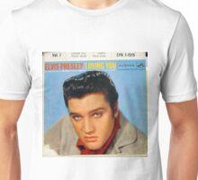 Elvis Presley Loving You Vol. 1 EP cover Unisex T-Shirt