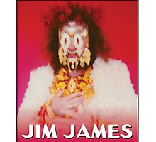 JIM JAMES Photographic Print