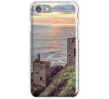 crown mines botallack cornwall. iPhone Case/Skin