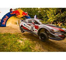 Travis Pastrana Subaru Red Bull Jump Photographic Print