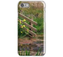 A pleasant backwater.........! iPhone Case/Skin
