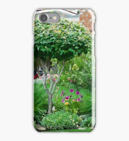 Topiary Tree iPhone Case/Skin