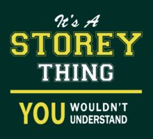 It's A STOREY thing, you wouldn't understand !! by satro
