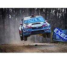 Flying Subaru Part 2 Photographic Print
