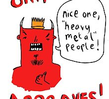Satan Approves! by Danny Davies