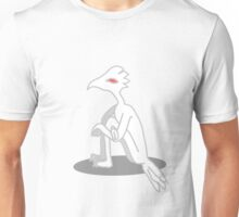 Lonely Birdman (full) Unisex T-Shirt
