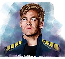 Oh Captain my Captain Photographic Print