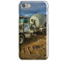 Another Day At Work iPhone Case/Skin