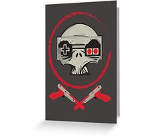 NES CLAN Greeting Card
