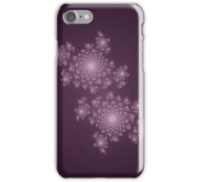 Fractal Coral - Lilac iPhone Case/Skin