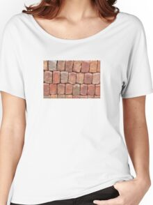 Brick Stack Women's Relaxed Fit T-Shirt