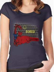 Reluctand Smaug Women's Fitted Scoop T-Shirt