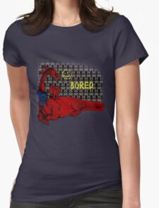 Reluctand Smaug Womens Fitted T-Shirt