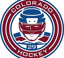 Colorado Hockey #29 by pcstuff