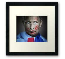 Mother Russia's Favorite Son Framed Print