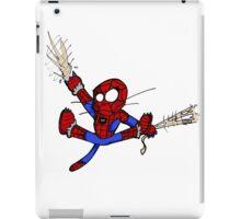 Spider-chat iPad Case/Skin