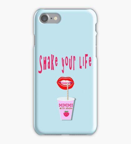 Milk-shake iPhone Case/Skin