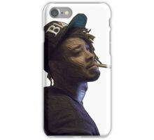Danny Brown iPhone Case/Skin