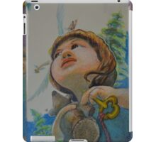 Anna - In Superman And The Mad Mermaid Queen iPad Case/Skin