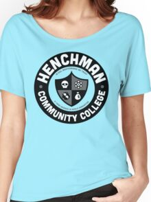 Henchman Community College Women's Relaxed Fit T-Shirt