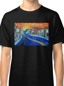 'SUNRISE SONG FOR NoDa IN THE 90s' Classic T-Shirt
