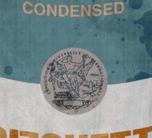 Deacon's Bizghetti Sticker