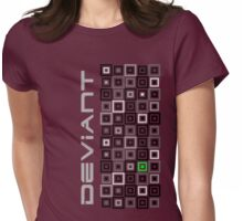 Deviant Boxes Womens Fitted T-Shirt