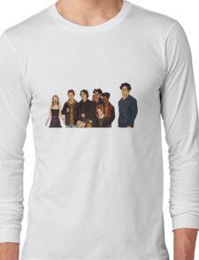 Stephanie Brown and the Batfamily! Long Sleeve T-Shirt