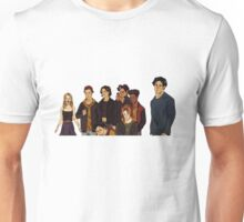 Stephanie Brown and the Batfamily! Unisex T-Shirt
