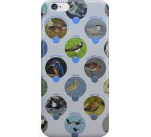 The Birds Of Inch Island iPhone Case/Skin