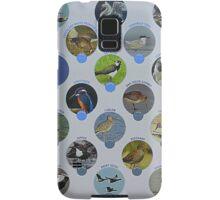 The Birds Of Inch Island Samsung Galaxy Case/Skin