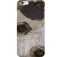 CRACKED (Damaged) iPhone Case/Skin