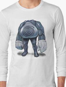 Realistic looking Polywrath Long Sleeve T-Shirt